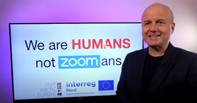 VAE E-event: We are humans not zoomans – emerging from the pandemic as stronger and braver people by Pellegrino Riccardi