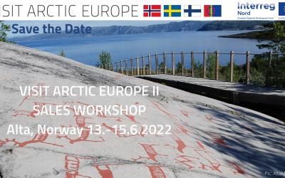 Save the Dates! Visit Arctic Europe II Sales Workshop 2022